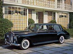 1963 Rolls Royce Phantom V Park Ward Limousine