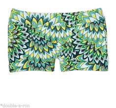 #On #Sale #PrAna #Womens #2013 #Season #Swimwear #Raya #Bottom #Turq #Flora #Size #Small. $42.88