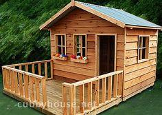 Timberwolf cubby house, australian-made, kids cubby houses, cubby houses for sale, cubby houses