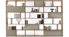Double-sided bookcase with drawers PASSWORD by Riva 1920 Bookcase With Drawers, Bookcase Shelves, Wood Shelves, Display Shelves, Storage Shelves, Hallway Shelving, Open Shelves, Modular Bookshelves, Bookshelf Design
