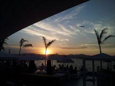 Sun set in Mallorca