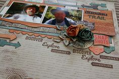 Kaisercraft Outdoor Trail - Google Search