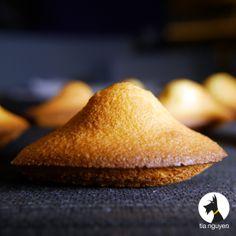 Madeleines à la vanille avec Cook Expert MAGIMIX