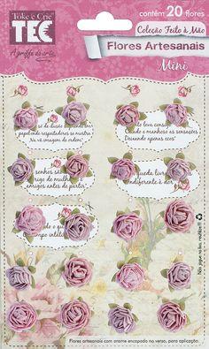 Olá pessoal, Vejam que lindas as novas Flores da nossa loja online. Uma flor mais bonita e delicada que a outra, um ótimo detalhe para acrescentarmos em nossos projetos. Confiram!!! http://www.artefortescrap.com.br/loja/categories.php?category=Flores