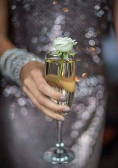 From iryna luxury lifestyle, bokeh photography, rose champagne, champagne party, Rose Champagne, Champagne Party, Bokeh Photography, Happy Birthday Quotes, Paint Effects, New Years Eve, Luxury Lifestyle, Glass Vase, Wine