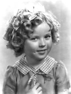 Shirley Temple, what a doll!