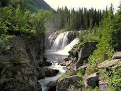 Norway falls