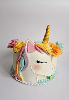 cant get enough from unicorn cakes all shapes old pictures work missing vacation will be backsoon unicorncake unicornlovers cute cheerful flowers Cupcakes, Cupcake Cakes, Unicorn Party, Unicorn Cakes, Cake Recipes, Dessert Recipes, Baking Business, Baby Girl First Birthday, Pastry Art
