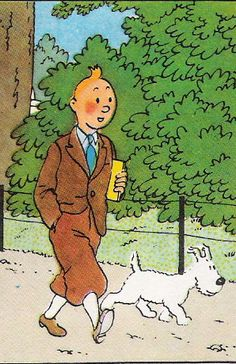 Tintin et Milou  Le sceptre d'Ottokar
