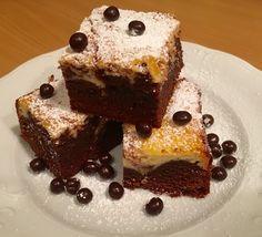Philadelphia Brownies, ein beliebtes Rezept aus der Kategorie Kuchen. Bewertungen: 107. Durchschnitt: Ø 4,5.