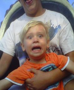 Hilarious Roller Coaster Photos