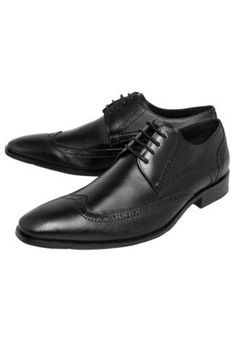 Sapato Social Ferracini Perfuros Preto