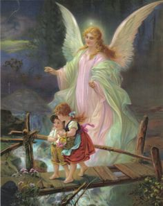 Guardian Angel Prayer- Angel of God, My guardian dear, To whom God's Love, Commits me here; Ever this day, Be at my side, To light and guard, To rule and guide. Amen