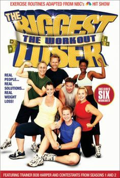 Biggest Loser Workout Volume 1 - Exercise routines adapted from NBC's hit show. Customized workout with 6 routines to choose from: Warm-Up, Low-Intensity Workout, High-Intensity Workout, Strength and Sculpt, Boot Camp, and Stretch.