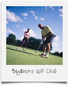 Sagamore Golf Club, North Hampton, NH