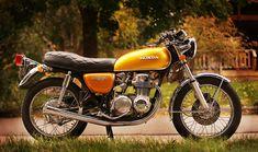 1972 Honda CB 500 Four #caferacerforsale #caferacer Cafe Racer For Sale, Custom Cafe Racer, Custom Bobber, Custom Motorcycles, Motorcycles For Sale, Cx500 Cafe Racer, Cafe Racer Motorcycle, Cafe Racers, Honda S90
