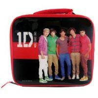 Official One Direction Merchandise By GMS Ideal for school, holidays or picnics Made from nylon with a PVC coating - easy to wipe clean Insulated to help keep contents cool Approx size: 24 x 21 x in x 8 in x in) One Direction Store, One Direction Gifts, One Direction Pictures, Kids Dishes, Back To School Backpacks, My Wish List, Storage Organization, Home Kitchens, Cleaning Wipes