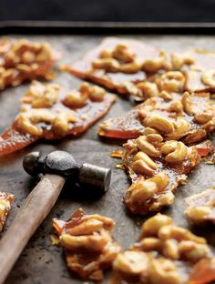 Cashew Brittle from Leite's Culinaria