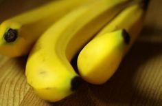 Batido casero  de banano para aumentar masa muscular