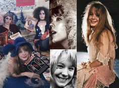 Pamela DesBarres the Muse of many a musician, who forged a career by being just that a world famous Groupie