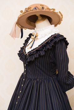 Fantastic Wind -The Florentine Traveller- Lolita Hat