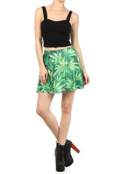 Mary Jane Skater Skirt by POPRAGEOUS