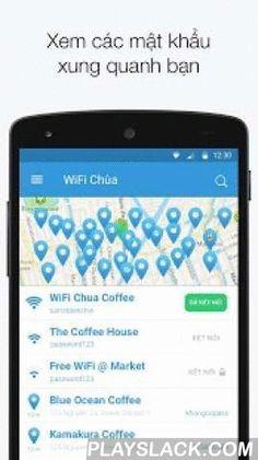 WiFi Chùa - Free WiFi Password  Android App - playslack.com ,  WiFi Chùa là ứng dụng chia sẻ và tìm kiếm mật khẩu WiFi miễn phí hàng đầu tại Việt Nam- Hơn 1.000.000 mật khẩu WiFi đã được chia sẻ miễn phí trên WiFi Chùa3G quá chậm, không chat Zalo được? Xem phim clip hot cũng giật giật? Đọc báo cũng không tải được trang?Check-in Lozi mà chờ hoài chưa biết mật khẩu WiFi là gì, xài 3G thì load quá lâu?Muốn gửi hình lên Facebook nhưng không có WiFi, 3G vừa hết tiền?Không cần phải tốn thời gian…