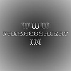 www.freshersalert.in