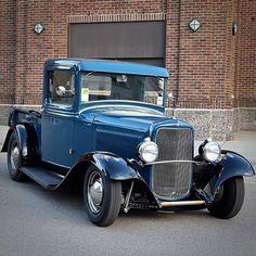 Diagnosed with Nostalgia - utwo: 1932 Ford Truck © tim bernsau Black Magic Spells, Trucks Only, 1932 Ford, Hot Rod Trucks, Ford Trucks, Hot Rods, Antique Cars, Classic Cars, Nostalgia