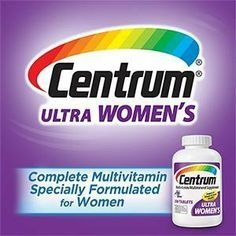 Centrum Ultra for Women Multivitamin / Multimineral Supplement - 250ct by Centrum. $27.22. Emerging science suggests that Vitamin D helps support breast health. Centrum Ultra Women's contains calcium and Vitamin D to help build strong bones. Centrum Ultra Women's is specially formulated with key nutrients to help meet a woman's nutritional needs. Supports breast & bone health* Contains antioxidants that help support your immune function* Contains B-vitamins to help support your ...