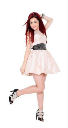 Cat Valentine-Ariana Grande...............