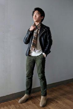 MFA Wearing Chelsea Boots, Jodhpurs, Ankle boots - Album on Imgur