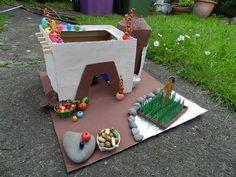 Aztec house project