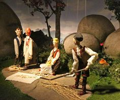 O MUNDO FANTÁSTICO DO PÃO Via Estrelas e Ouriços  O Museu do Pão, sediado em Seia, é um museu privado que pretende recolher, preservar e exibir os objetos e o património do pão português nas suas vertentes: etnográfica, política, social, histórica, religiosa e artística. #Portugal