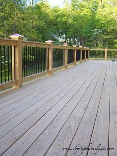 Deck idea...need a new one