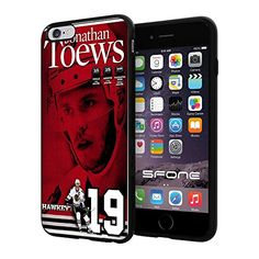 Jonathan Toews Blackhawks 11 WADE4609 NHL iPhone 6+ 5.5 inch Case Protection Black Rubber Cover Protector WADE CASE http://www.amazon.com/dp/B013NM8OEA/ref=cm_sw_r_pi_dp_lZzFwb17XMZD6