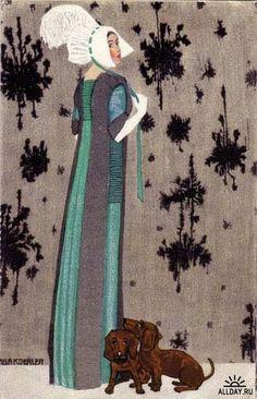 Mela Koehler (Austrian 1885–1960) -