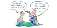 Joe Hockey explains why Australians will live to 150 #auspol