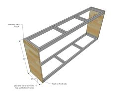 Use one of these free DIY TV stand plans for your own entertainment center for your flatscreen TV. Barn Door Cabinet, Barn Door Tv Stand, Barn Door Console, Diy Barn Door, Barn Doors, Build A Tv Stand, Tv Stand Plans, Diy Tv Stand, Diy Furniture Building