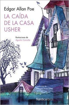Adivina quien lee: La caída de la Casa Usher - Edgar Allan Poe