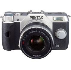 #Pentax_Q10 + 5-15mm with 13% #discount. Digital SLR, 12.4 Megapixel, USB, SD, SDHC, SDXC, 180 g. Buy now at £190.55 http://www.comparepanda.co.uk/product/12844000/pentax-q10-+-5-15mm