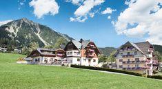 Hotel Neuwirt, Ramsau am Dachstein, Ihr Urlaubserlebnis Das Hotel, Mansions, House Styles, Home Decor, Ski Trips, Family Vacations, Decoration Home, Manor Houses, Room Decor