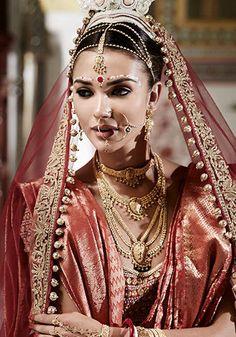 New bridal jewelry vintage veils Ideas Bengali Bridal Makeup, Bengali Wedding, Bengali Bride, India Wedding, Saree Wedding, Wedding Bride, Bridal Sarees, Wedding Dresses, Bridal Jewelry Vintage