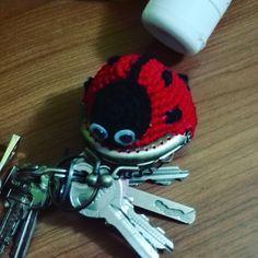 Monadas de estas quiero aprender yo ;) #regalo #mola #cucada #delicate #crochetlove #newproject #amigurumi #crochetadict #crochet #crochetlove #crochetlife #yarn #cottonyarn #cotton #happiness #happy #handmade #madewithlove @ari751213 @carmen_escribano6 by carmeenv15