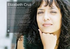 Elizabeth Cruz's page on about.me – http://about.me/elizabethcruz