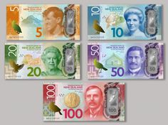 You know what....we should just change the prime minister The New Dollar Notes