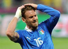 Euro 2012 - Daniele De Rossi (Italy)
