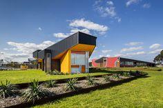 Wyndham Central College / Brand Architects
