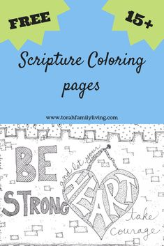 Free Scripture coloring pages, color bible verses on Sabbath, for adults and children, bible crafts and activities scripturesforkids Bible Study Lessons, Bible Object Lessons, Scripture Study, Bible Verses, Scriptures For Kids, Bible Crafts For Kids, Kids Bible, Bible Coloring Pages, Coloring Sheets