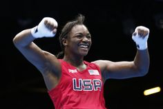 Claressa Shields - Boxing Total Gold:1 Events won: middle 75 kg Total…